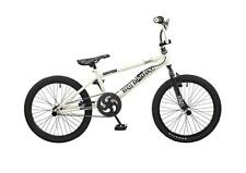 "2016 Rooster Big Daddy Kids Freestyle BMX Bike Cycle 20"" Wheels Gyro White RS120"
