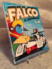 LIBRO ILLUSTRATO FALCO IL SUPERBOLIDE IL TV LIBRO EDIZIONI SALANI JUNIOR 1980