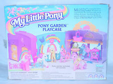 MIB RARE My Little Pony ~*G2 Pony Garden Play Case!*~