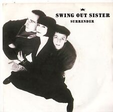 """Swing Out Sister - Surrender 7"""" Single 1987"""