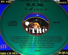 R.E.M. Live CD Super Rare Stand Get Up It's The End Of The World As We Know It