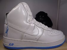 Mens Nike Air Force 1 One High Sheed Rasheed Wallace Basketball shoes size 9