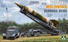Takom 2030 v-2 missile + Meiler carrello + Hanomag ss100 1:35 prenotazione!!!