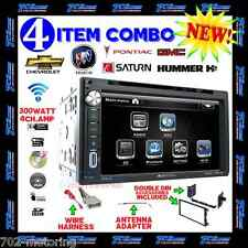 2006-2015 CHEVROLET CHEVY GMC SILVERADO SIERRA SAVANA CD/DVD BLUETOOTH STEREO