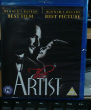 The Artist (Blu-ray, 2012) new sealed