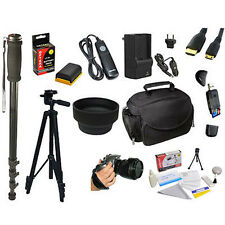 Fundamentals Accessory Kit for Canon EOS Rebel T3