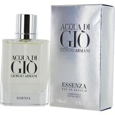 Acqua Di Gio Essenza by Giorgio Armani Eau de Parfum Spray 1.4 oz