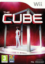 The Cube - Nintendo Wii Game BRAND NEWS AND SEALED