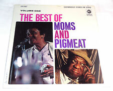 Pigmeat Markham & Moms Mabley: Best of Moms & Pigmeat vol. 1 [Still-Sealed Copy]