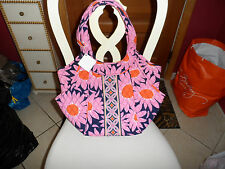 Vera Bradley side by side tote in loves me