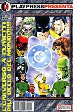 PLAY PRESS PRESENTA n° 10 - JLA (1999)