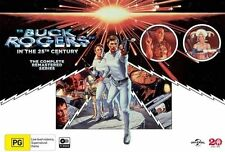 Buck Rogers in the 25th Century: The Complete Series NEW R4 DVD