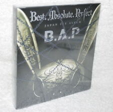 B.A.P Best Absolute Perfect 2016 Taiwan Ltd CD+DVD+Card (BAP) Japanese language