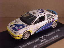 Onyx 1/43 Diecast Renault Megane, 1998 French Megane Cup, Elf, Ltd. Ed #XCL99018