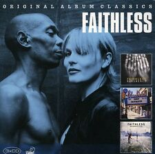 Original Album Classics - Faithless (2011, CD NIEUW)3 DISC SET