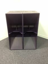 FUNKTION ONE  F-218 SUBWOOFERS MK1 (PAIR )