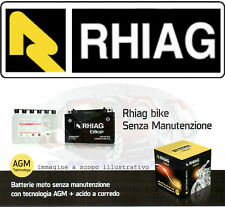BATTERIA MOTO RHIAG RHT12A-BS 10Ah 12V 150x87x105 - CT12A-BS  YT12A-BS  FT12A-BS