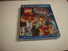LEGO Movie Videogame  (PlayStation Vita, 2014)