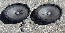 BMW E46 Harmon Kardon Subwoofer Speakers 6920857