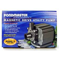 Pondmaster 500 gph Mag-Drive Pump-pond-fish-aquarium-small-water garden-motor