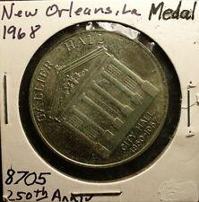 New Orleans & Bicentennial Medals (2)