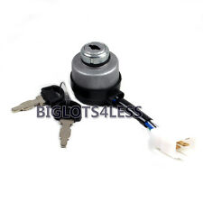4 WIRE IGNITION KEY SWITCH FOR CHINESE GASOLINE GENERATOR 2KW 3KW 168 170F GX160