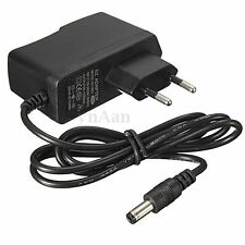 AC 100-240V DC 9V 1A Switching Power Supply Adapter Charger EU Plug 5.5mm*2.5mm