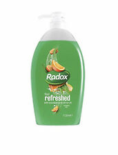 2 x Radox Feel Refreshed With Eucalyptus & Citrus Oil Shower Gel 1 Litre