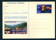 ITALIA REP. - Cart. Post. - 1980 - Inaugurazione a Pescia del centro di commerci