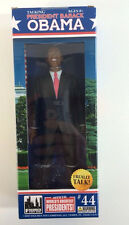 Talking President Barack Obama by Figures Toy Company NIP New In Box
