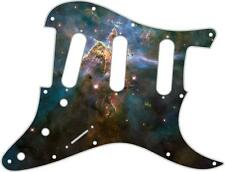 Stratocaster Pickguard Custom Fender SSS 11 Hole Guitar Pick Guard Eagle Nebula