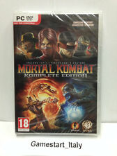 MORTAL KOMBAT KOMPLETE EDITION (PC) VIDEOGIOCO NUOVO SIGILLATO NEW GAME