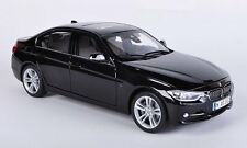Paragon 2012 BMW 3 Series F30 Black Sapphire Dealer Edition 1:18 (New Stock)