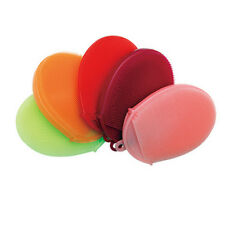 Silicone Bath & Shower Exfoliating Massage Body Skin Scrubber  Sponge