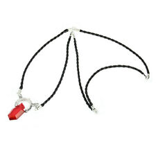 Cos Cosplay rare DMC Devil May Cry 5 Red GEM Dante Vergil Pendant  Necklace Gift