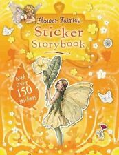 Flower FAIRIES Pegatina Cuentos Por Cicely Mary Barker 9780723266976