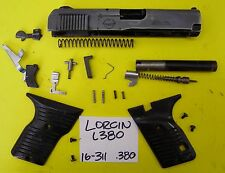 LORCIN L 380 ACP BARREL SLIDE BLACK GRIPS ALL PICTURED 4 ONE PRICE 16-311