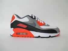 Nike Air Max 90 White Cool Grey Infrared GS Grade School Sz 5.5 833412-102