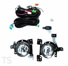 SET KIT FOG LAMP SPOT LIGHTS FIT MITSUBISHI MIRAGE SPACE STAR HATCHBACK 2012-ON