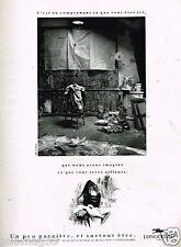 Publicité advertising 1989 Maroquinerie Sac à main cuir Longchamp