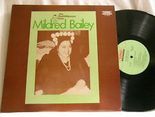 MILDRED BAILEY Paul Whiteman Years Frank Trumbauer Andy Secrest Roy Bargy LP