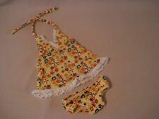 "AMERICAN GIRL JULIE SWIM SUIT FROM THE 2 N 1 OUTFIT GOOD FOR ANY 18"" DOLL"