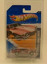 HOT WHEELS 2012 Super Treasure Hunt '70 Camaro Road Race