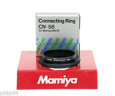 Mamiya 645 PRO TL / 645 PRO / 645 SUPER / M645 CONNECTING RING CN-58