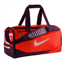 $55 Nike BA4985-670 Air Max Vapor Duffle Bag Small Red / Black / Silver SALE