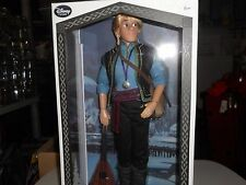 """Disney Store Exclusive Limited Edition Kristof Frozen doll 17"""" Brand new"""