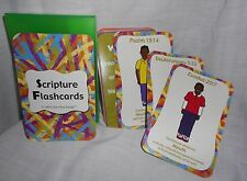 African American Scripture Flashcards