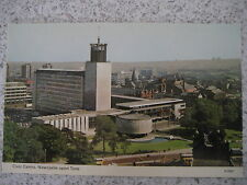Collectable Vintage Postcard - Civic Centre, Newcastle upon Tyne UK -Unused
