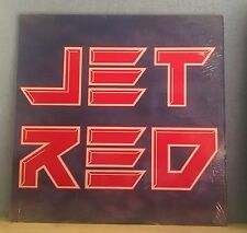 JET RED Jet Red - 1989 USA Vin USA Vinyl LP EXCELLENT CONDITION.same self titled