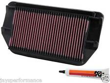 HONDA CBR1100XX (99-06) K&N HIGH FLOW AIR FILTER ELEMENT HA-1199